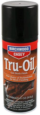 BIRCHWOOD CASEY TRU OIL STOCK FINISH 110Z AEROSOLE