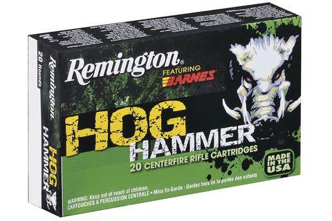 REMINGTON 30-30 150G BARNES TSX HOG HAMMER (20)