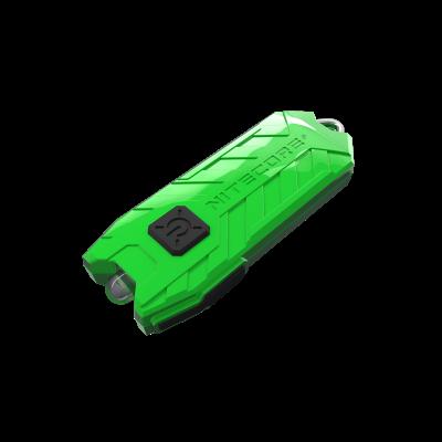 NITECORE TUBE 45 LUMENS GREEN KEYRING