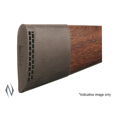 BUTLER CREEK SLIP ON RECOIL PAD BROWN SMALL