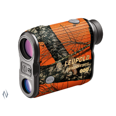 LEUPOLD RX-1600i TBR/W DNA RANGEFINDER ORANGE OLED