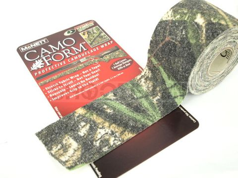 CAMO FORM MOSSY OAK OBSESSION FABRIC WRAP 5.1CM X 366CM