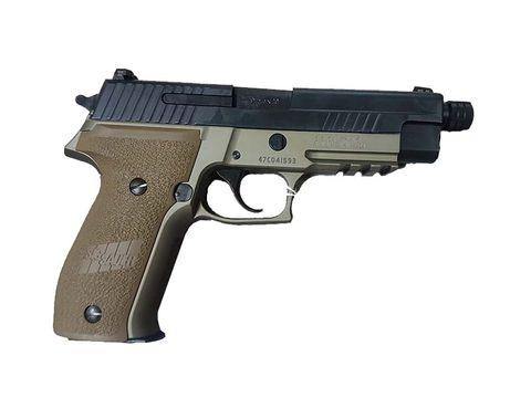 SIG SAUER P226R 9 COMBAT SLITE DA/SA THD BBL 10RD