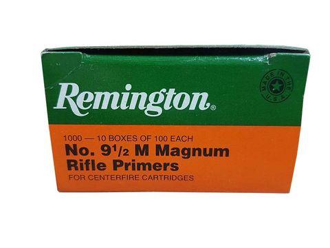 REMINGTON 9-1/2M LARGE RIFLE MAG PRIMERS (1000)
