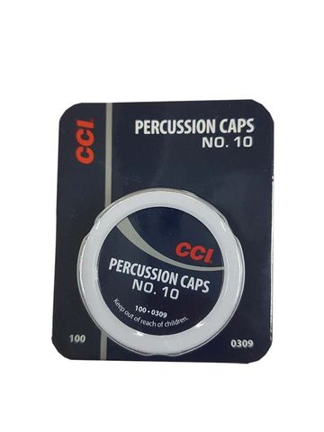 CCI PERCUSSION CAPS #10