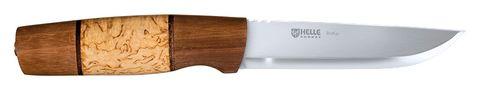 HELLE BRAKAR KNIFE 126MM TRIPLE LAM BLADE