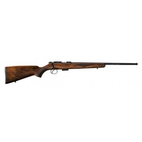 COGSWELL & HARRISON CERTUS 17HMR WITH MUZZLE THREAD
