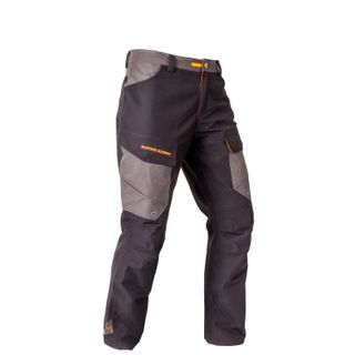 HUNTERS ELEMENT SLIDE TROUSER BLACK GREY MEDIUM