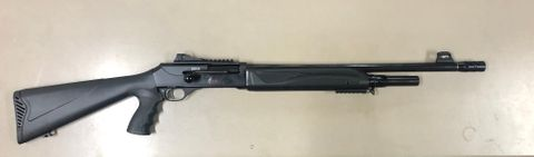 SHS 12GA STRAIGHT PULL TACTICAL 20 INCH
