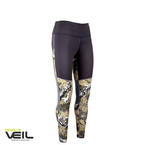 HUNTERS ELEMENT CORE LEGGINGS WOMEN DESOLVE VEIL