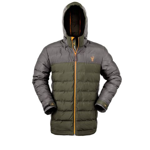HUNTERS ELEMENT RAZOR ELITE JACKET FOREST GREEN BLACK