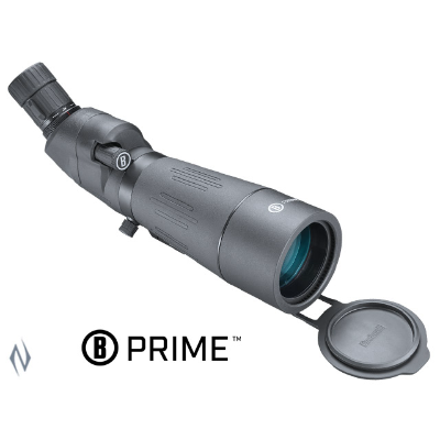 BUSHNELL PRIME 20-60X65 BLACK ANGLED SPOT SCOPE