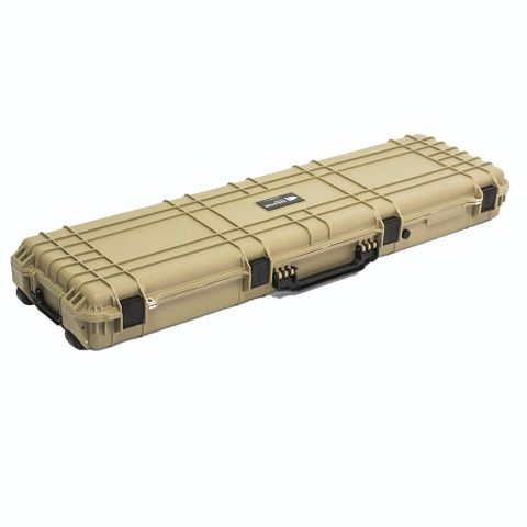 EVOLUTION GEAR HD RIFLE CASE XL 2540 1345X405X155 TAN