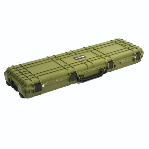 EVOLUTION GEAR HD RIFLE CASE XL 2540 1345X405X155 OLIVE DRAB