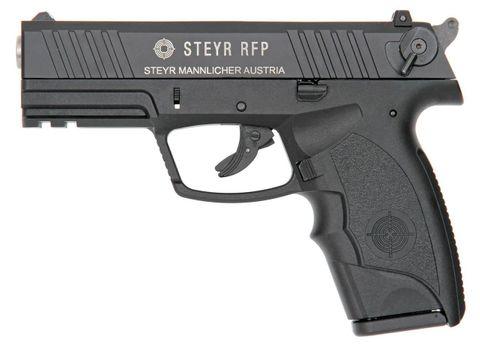 STEYR RFP BLACK 120MM 22LR