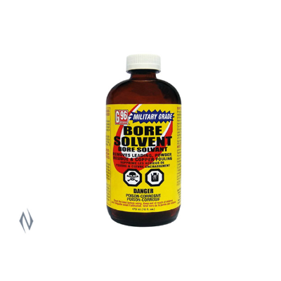 G96 BORE SOLVENT MILTARY 16OZ 473ML