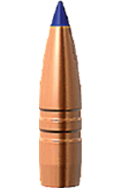 BARNES 22CAL .224 55GR TTSX FB PROJECTILES 50PK