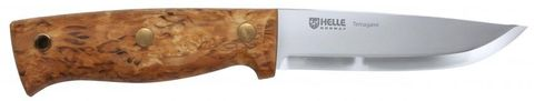 HELLE TEMAGAMI 110CM BLADE CURLY BIRCH HANDLE