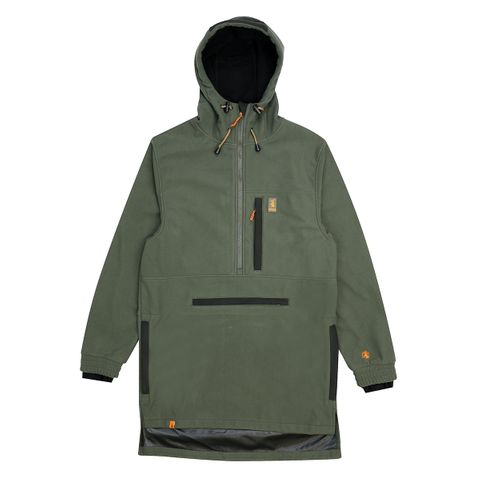 SPIKA HIGHPOINT ANORAK PERFORMANCE OLIVE