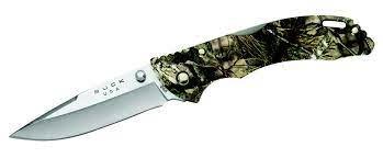 BUCK BANTAM REALTREE KNIFE