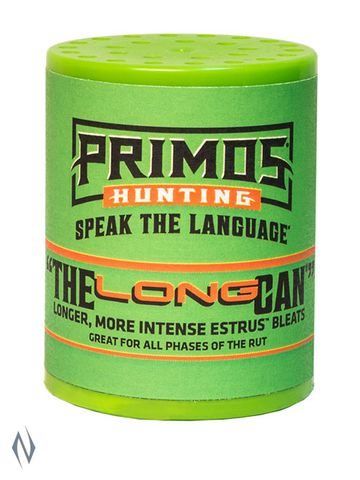 PRIMOS DEER CALL THE LONG CAN