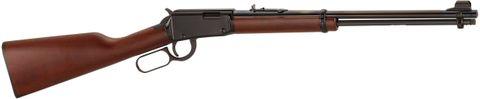 HENRY LEVER ACTION WALNUT 15 SHOT 22LR