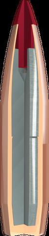 HORNADY 7MM .284 162GR ELD-X PROJECTILES 100PK