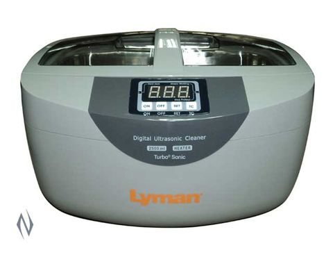 LYMAN TURBO SONIC 2500 ULTRSONIC CASE CLEANER