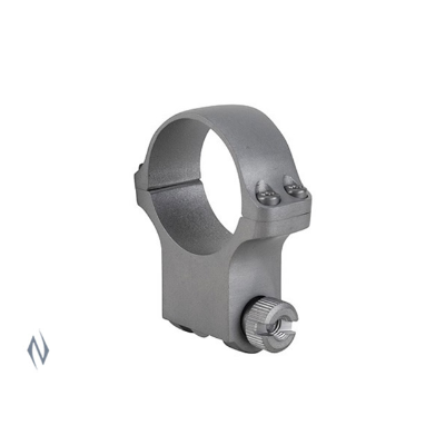 RUGER RINGMOUNT X-HIGH 30MM MATTE STAINLESS