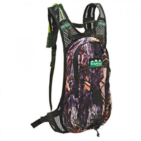 RIDGELINE HYDRO DAY PACK COMPACT BUFFALO CAMO INC BLADDER