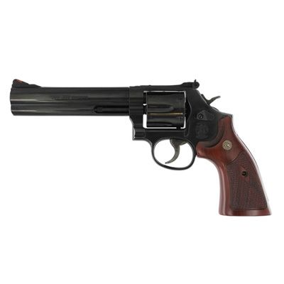 SMITH & WESSON M586 CLASSIC 6INCH 357