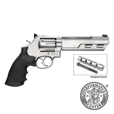 SMITH & WESSON M686 COMPETITOR 6INCH 357MAG