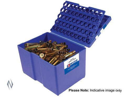 LAPUA 222 REM UNPRIMED BRASS CASES 100PK