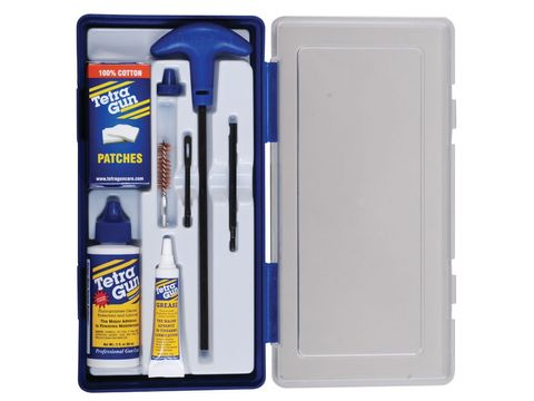 TETRA VALUEPRO III HANDGUN CLEANING KIT 44-45CAL