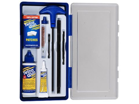 TETRA VALUEPRO III RIFLE CLEANING KIT 22CAL
