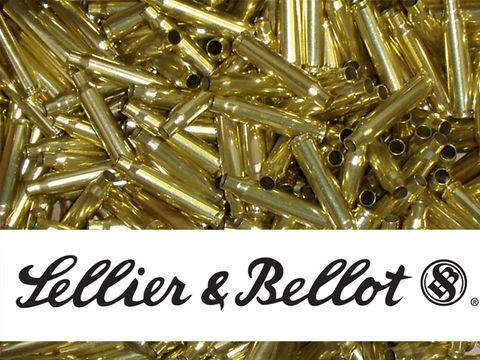 SELLIER & BELLOT 22-250 REM UNPRIMED BRASS CASES 20PK