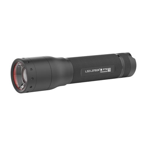 LED LENSER TORCH P7R 1000 LUMENS 210M RECHARGEABLE