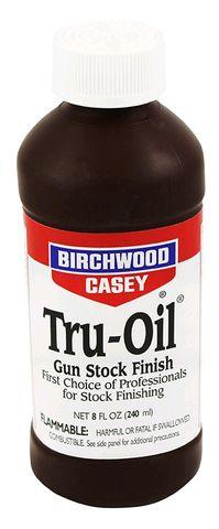 BIRCHWOOD CASEY TRU-OIL STOCK FINISH 8OZ