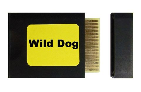 AJ WILD DOG SOUND CARD