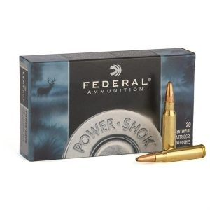 FEDERAL POWER-SHOK 243WIN 80GR SP 20PKT