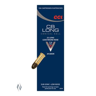 CCI CB LONG 710FPS 22LR 29GR LRN 100PKT