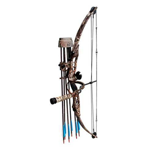 REDZONE FALCON COMPOUND PACKAGE 27-29INCH DRAW 45LB RH CAMO