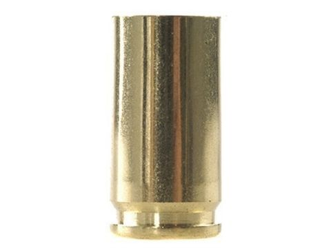 WINCHESTER 9MM UNPRIMED BRASS CASES 100PK