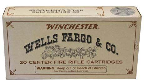 WINCHESTER WELLS FARGO & CO 30-30WIN 150GR BST 20PKT