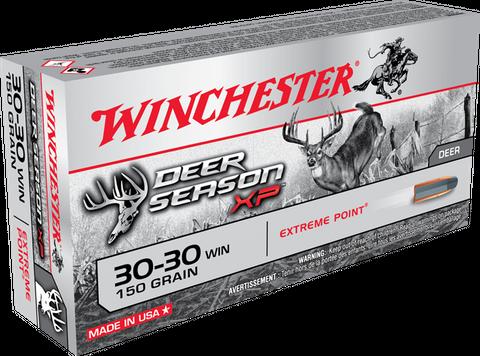 WINCHESTER DEER SEASON 30-30WIN 150GR XP 20PKT