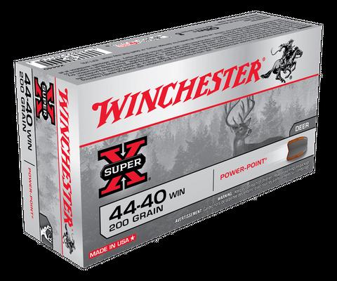 WINCHESTER SUPER X 44-40 200GR SP 50PKT