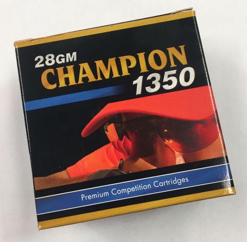 CHAMPION 1350FPS 12GA 24GR 25PKT