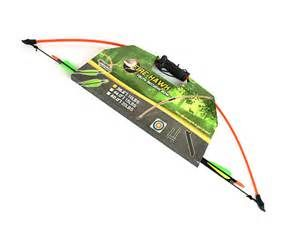 HORI ZONE FIREHAWK BOW SET 36INCH 10LB ORANGE