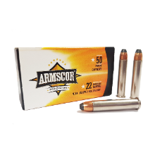 ARMSCORPRECISION 22WMR 40GR HP 50PKT