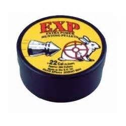 EXP HUNTING 12.5GR .22 PELLET 300PKT